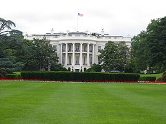 White House. by hanneoria
