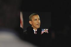 Obama by rolandin