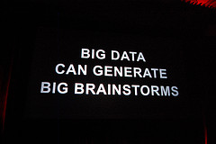 Big data brainstorm